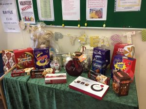 IMAGE: Easter Raffle chocolate prizes